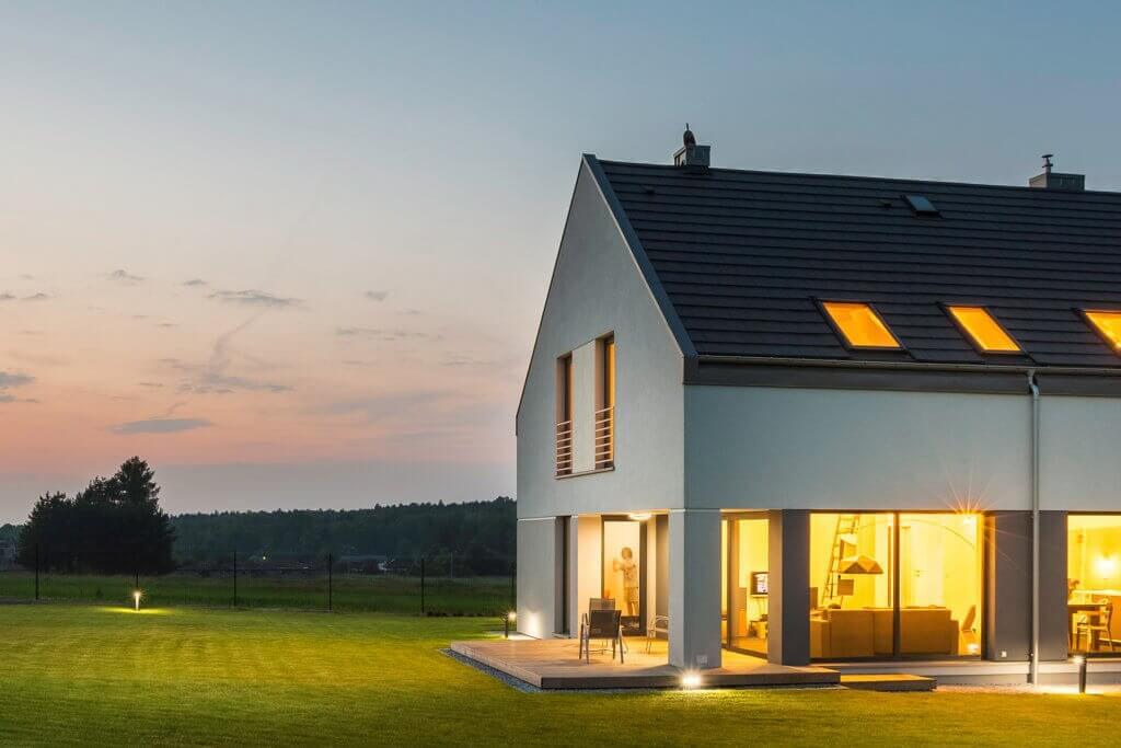 Vermögensaufbau durch Immobilien