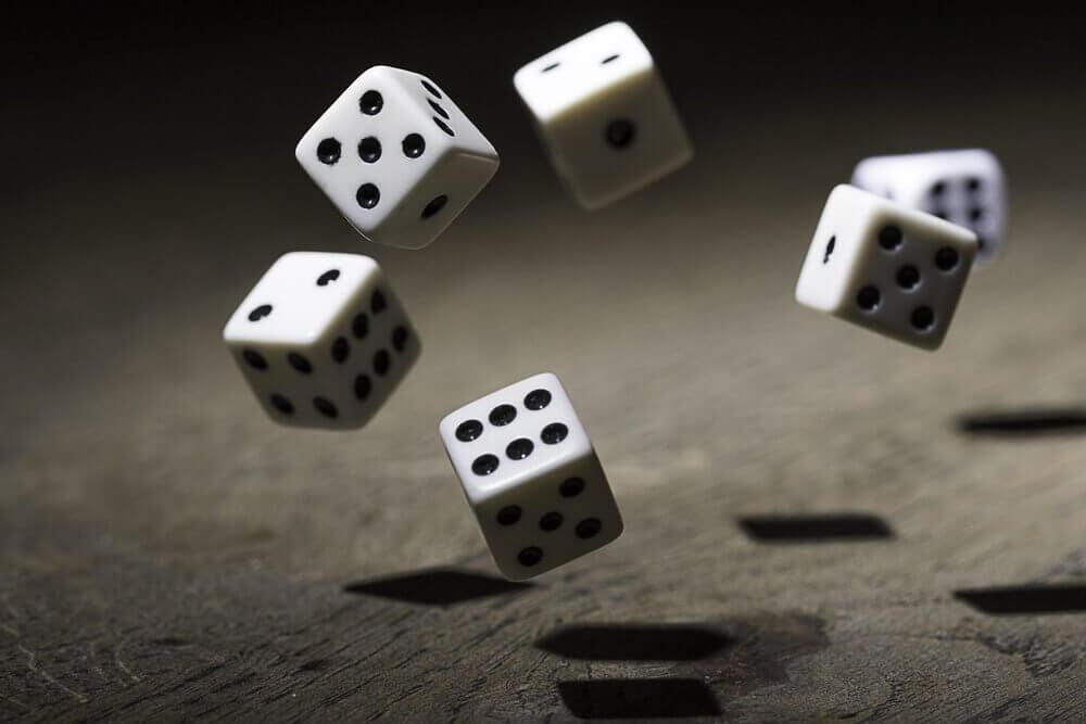 Sind Aktien Glücksspiel ?